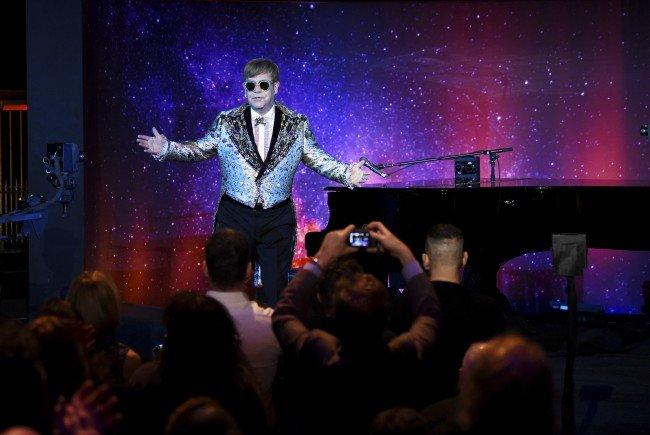 Gute Neuigkeiten für alle Elton John-Fans: Zwei weitere Österreich-Termine sind angesetzt