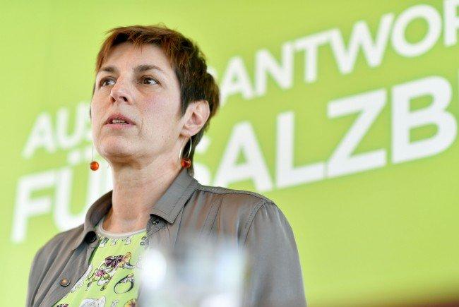Die Salzburger Grünen haben ihr Programm für den 22. April vorgestellt