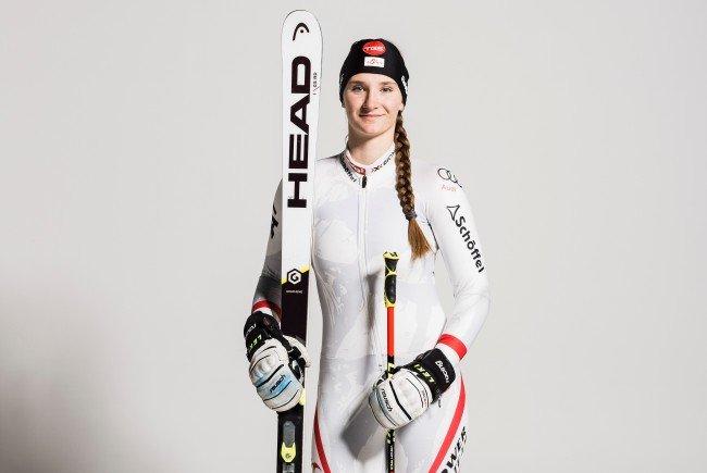 Michelle Niederwieser holt zwei Medaillen