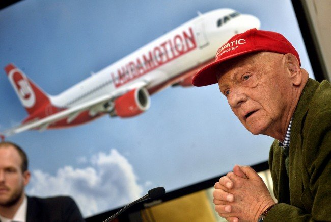 Die Piloten bei Laudamotion bekommen ab Juni eine Gehaltserhöhung.