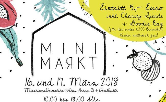 Der Mini Markt lädt erneut ins MuseumQuartier