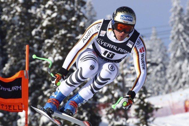 Thomas Dreßen gewinnt die Weltcup-Abfahrt.