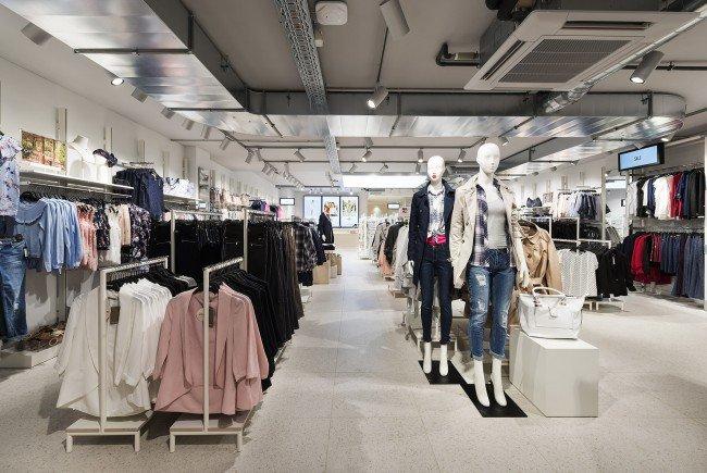 Der Orsay-Flagshipstore eröffnet auf der Wiener Mariahilfer Straße.