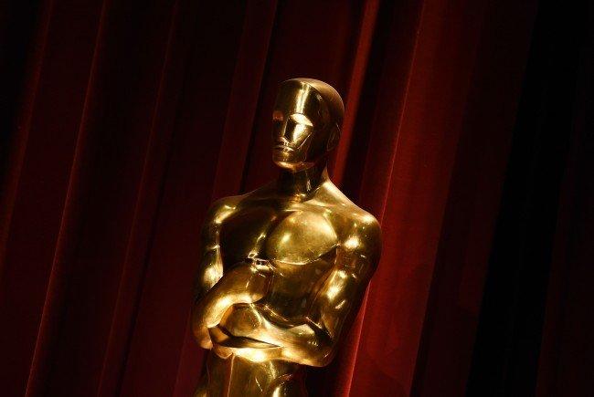 Live von den Oscars 2018 im Dolby Theatre in Hollywood