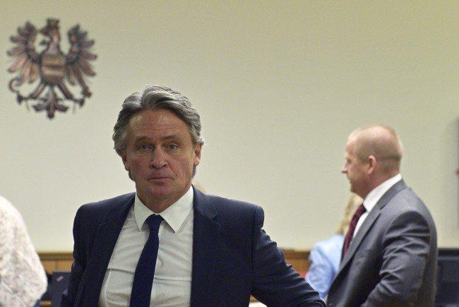 Das OLG entscheidet heute über die Haft von Peter Westenthaler