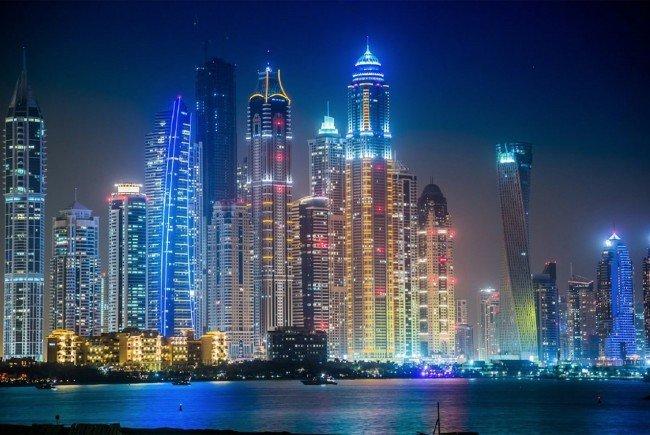 Garantiert höhere Temperaturen als hierzulande: Trend-Destination Dubai