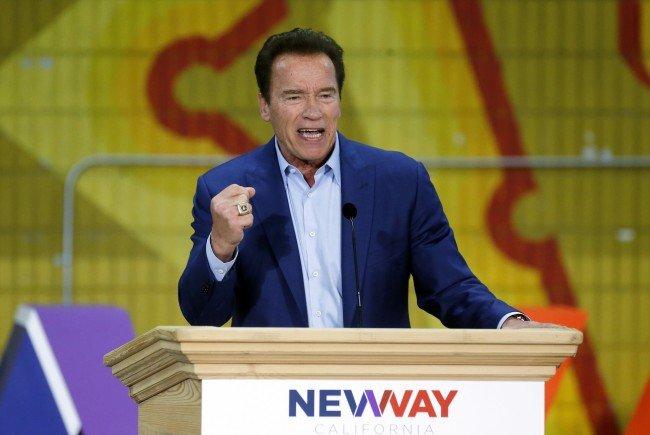 Schwarzenegger musste am Herzen operiert werden.
