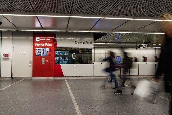 Die Service-Points ersetzen die Stationsüberwachungsbereiche.
