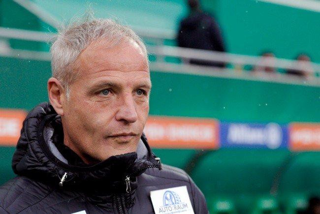 Bundesliga: Rapid schlägt WAC, Pfeifenberger geht