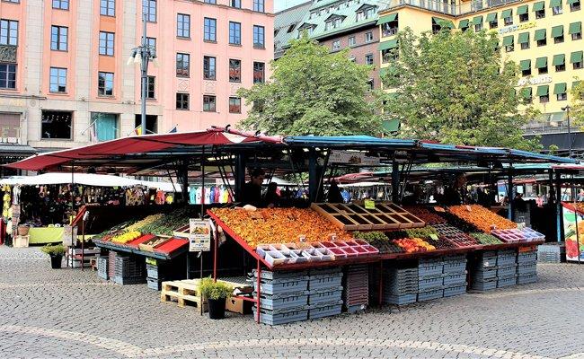 Im April finden in Wien mehrere Märkte statt.