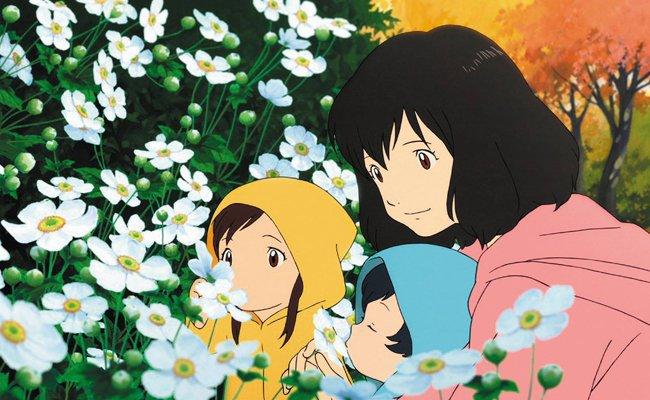 """""""Ame & Yuki"""" ist erstmals im Rahmen der """"Filmwunder""""-Reihe in Österreich zu sehen."""