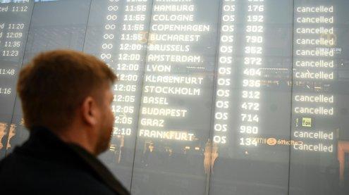 Betriebsversammlung der AUA beendet: Flugplan wieder normal
