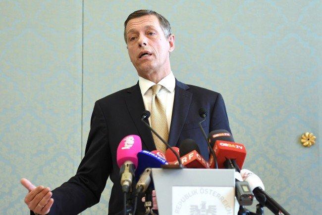 Christian Pilnacek dementiert die Vorwürfe in der BVT-Affäre.