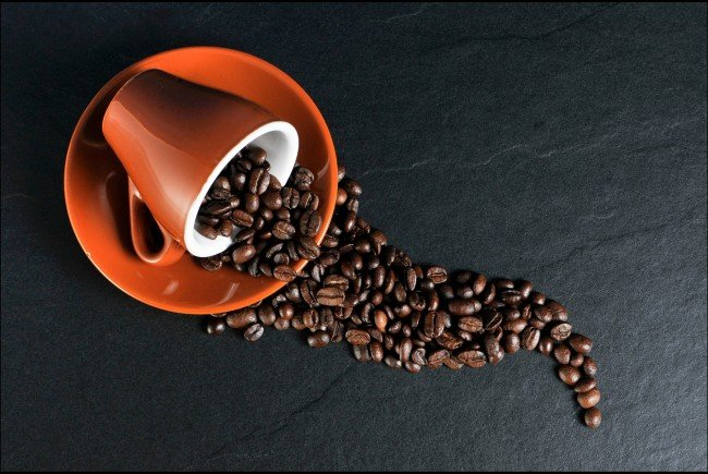 Auch in Kaffee ist der wahrscheinlich krebserregende Stoff Acrylamid enthalten.