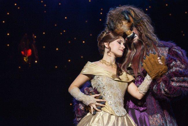 Disney Die Schöne und das Biest kommt als Musical nach Wien.