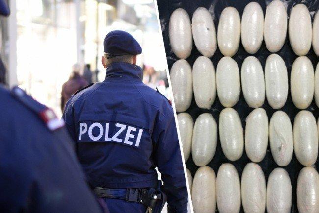 An der U-Bahnlinie U6 wurden über 300 Gramm Kokain sichergestellt.