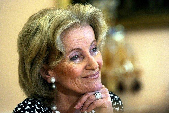 Elisabeth Gürtler wurde in Graz ausgezeichnet.