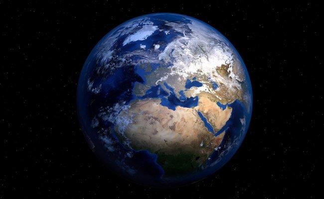 Wie sieht die Zukunft der Erde aus?