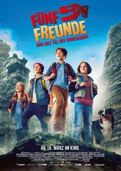 Fünf Freunde und das Tal der Dinosaurier – Trailer und Kritik zum Film