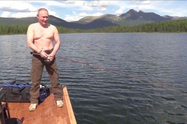 Wladimir Putin, seit fast 20 Jahren starker Mann in Russland, stellt sich zur Wiederwahl.