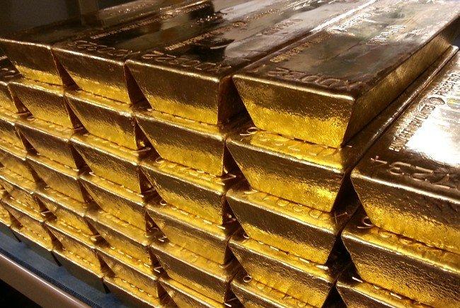 Die Einbrecher erbeuteten Gold im Wert von 700.000 Euro.