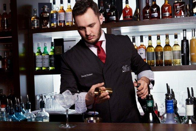 Im Palais Hansen Kempinski in Wien werden nun innovative Cocktails gemixt.