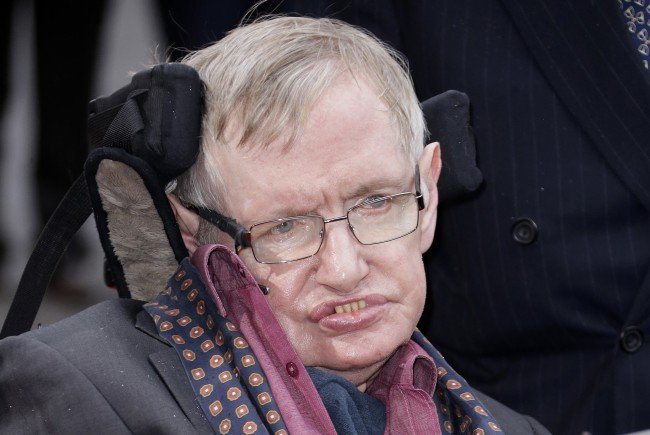 Hawkings letzte Worte:
