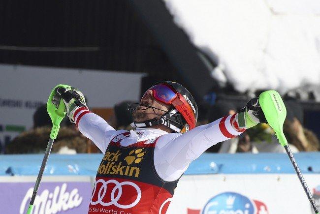 Einfach unfassbar: Ski-Dominator Marcel Hirscher.