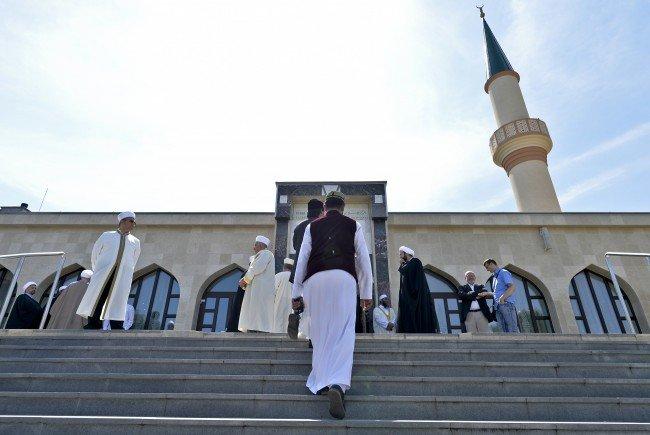 Das Islamische zentrum in Floridsdorf sei bereits groß genug, so Nepp.
