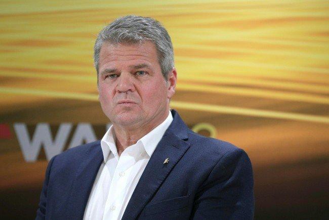Gerhard Köfer startet am Donnerstag in das Sondierungsgespräch mit der SPÖ.