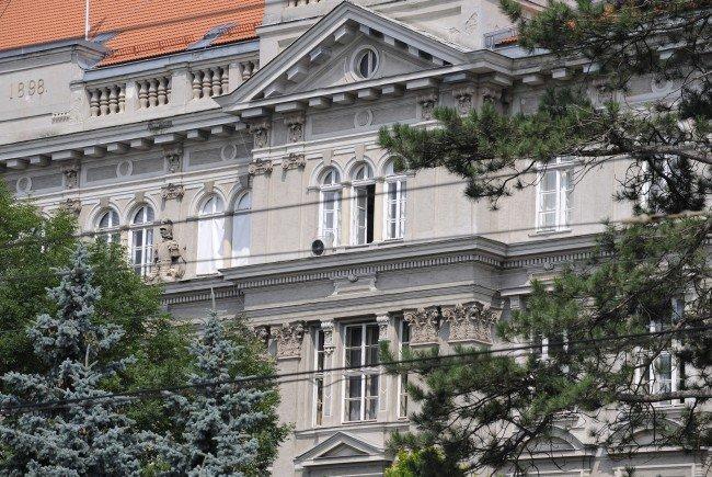 Auf dem Arial der Körner-Kaserne in Wien sollen 900 neue Wohnungen entstehen.