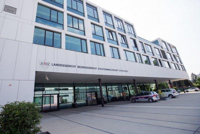 Der 19-Jährige wurde am Landesgericht Korneuburg zu sechs MOnaten bedingt verurteilt.