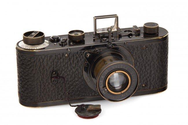 Weltrekord! Diese Leica-Kamera wurde gerade für 2,34 Millionen Franken versteigert