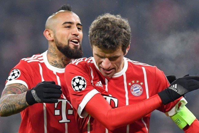 Bayern Besiktas Tv