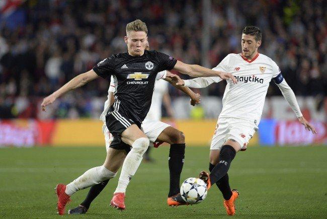 Hier sehen Sie Manchester United gegen FC Sevilla im Live-Stream und live im TV.