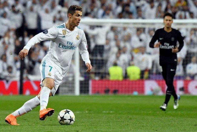 Hier sehen Sie das Match PSG gegen Real Madrid im Live-Stream und im TV.