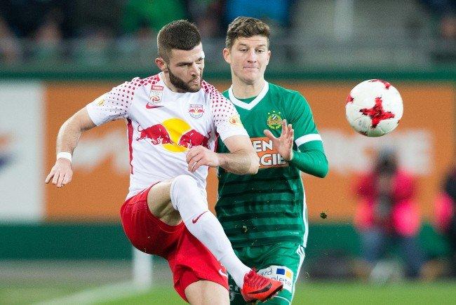 Hier können Sie Red Bull Salzburg gegen Rapid Wien im LIVE-Stream sehen.