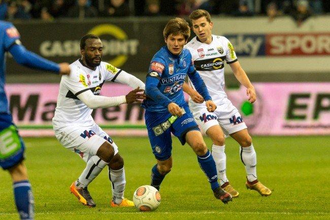 LIVE-Ticker zum Spiel Sturm Graz gegen SR Altach ab 18.30 Uhr.