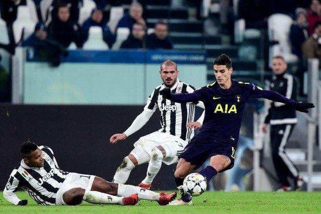 Hier sehen Sie das CL-Match zwischen Tottenham Hotspur und Juventus Turin im Live-Stream.