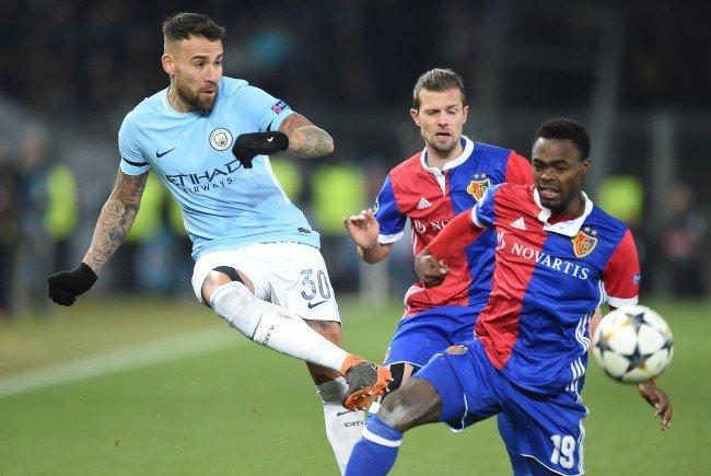 LIVE-Stream zum CL-Match Manchester City gegen FC Basel.