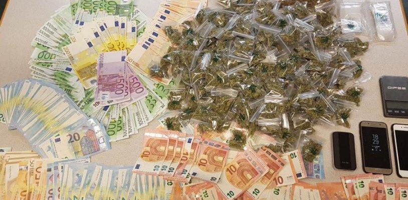 Groß-Dealer in Wien-Floridsdorf verkaufte Marihuana sogar an 14-jährige Schüler