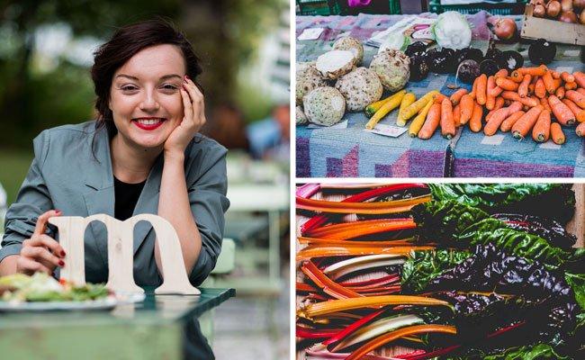 Theresa Imre möchte mit markta einen digitalen Bauernmarkt anbieten.