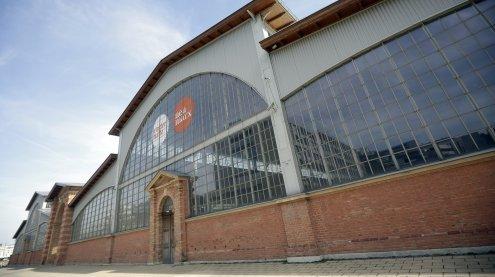 Nach Brandstiftung in Marx-Halle: Bedingte Haftstrafe für Pärchen