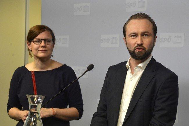 Bundesgeschäftsführer Max Lercher kritisiert das Regierungsbudget aufs Schärfste.