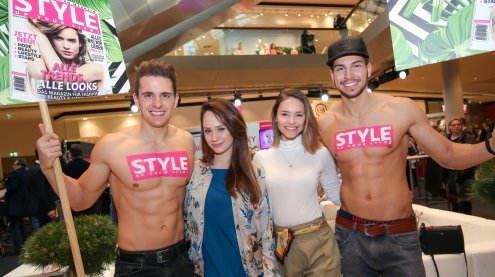 """Style Up Your Life""-Fashion Day im Fischapark in Wiener Neustadt"