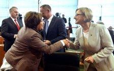 Mikl-Leitner erneut als Landeshauptfrau gewählt