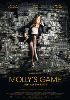Molly's Game – Trailer und Kritik zum Film