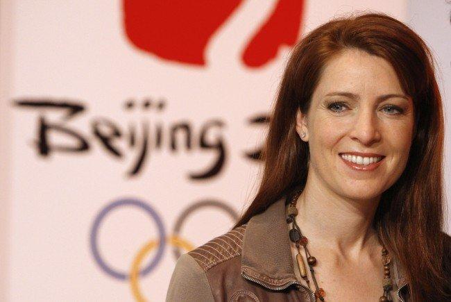 Monica Lierhaus moderierte die Sportschau.