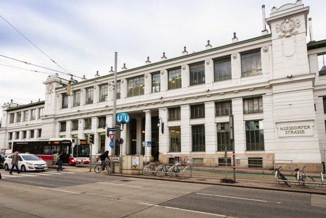 Die Station Nußdorfer Straße wird für mehrere Monate renoviert.