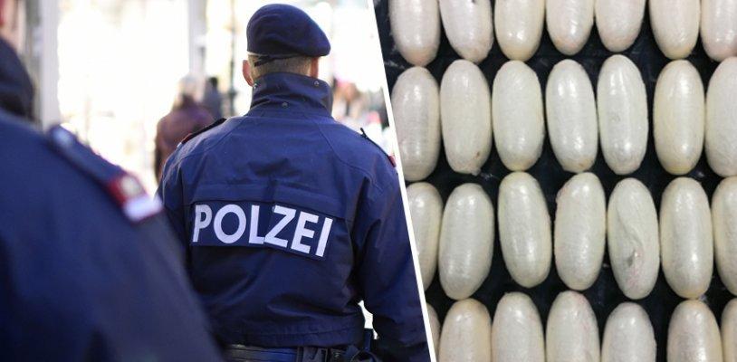 Schwerpunktaktion an der U6: Kokain im Wert von über 13.000 Euro sichergestellt